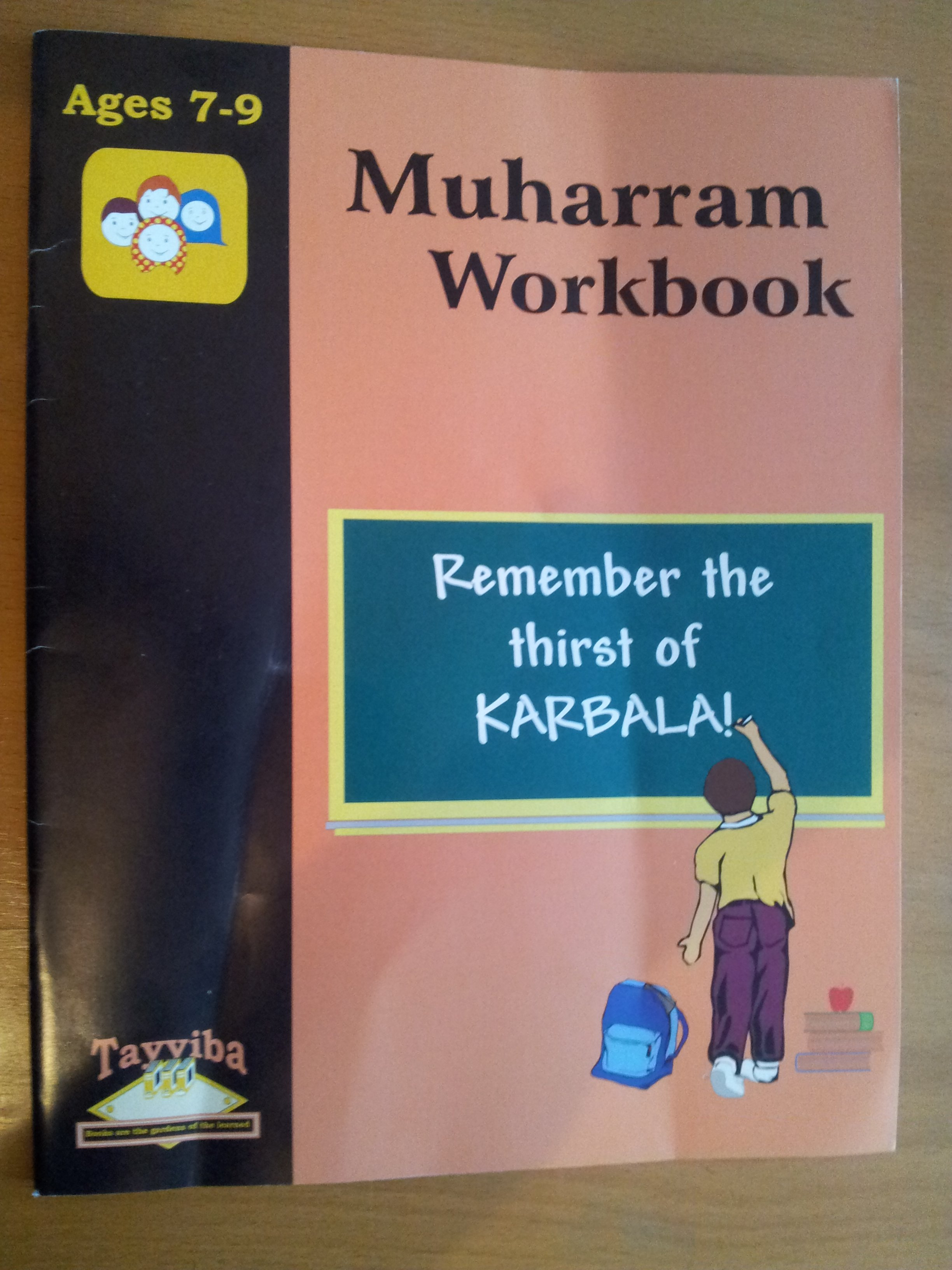 Muharram Idea 11 – Workbooks/Colouring Books and other resources