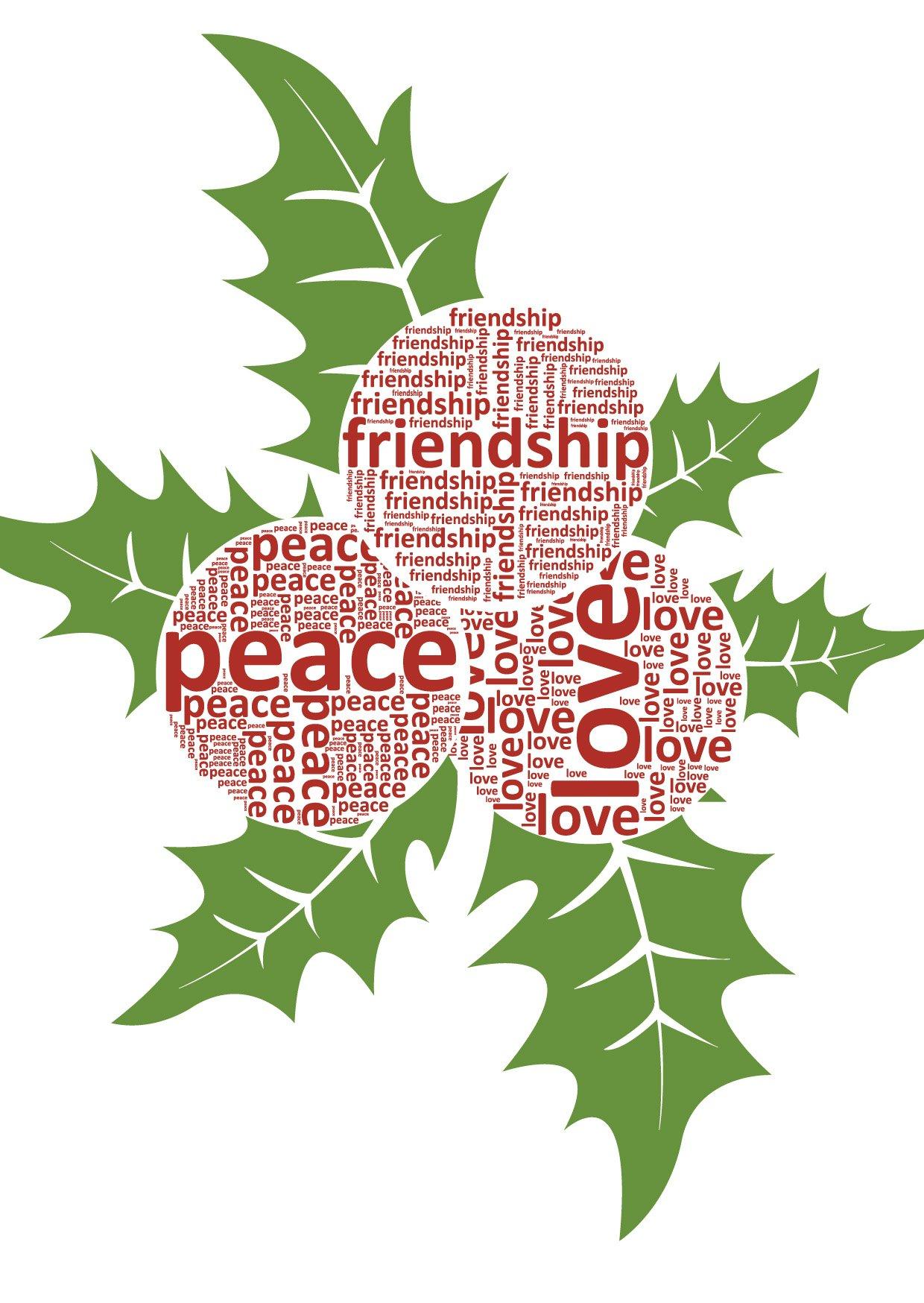 Design 4 – Christmas Holly