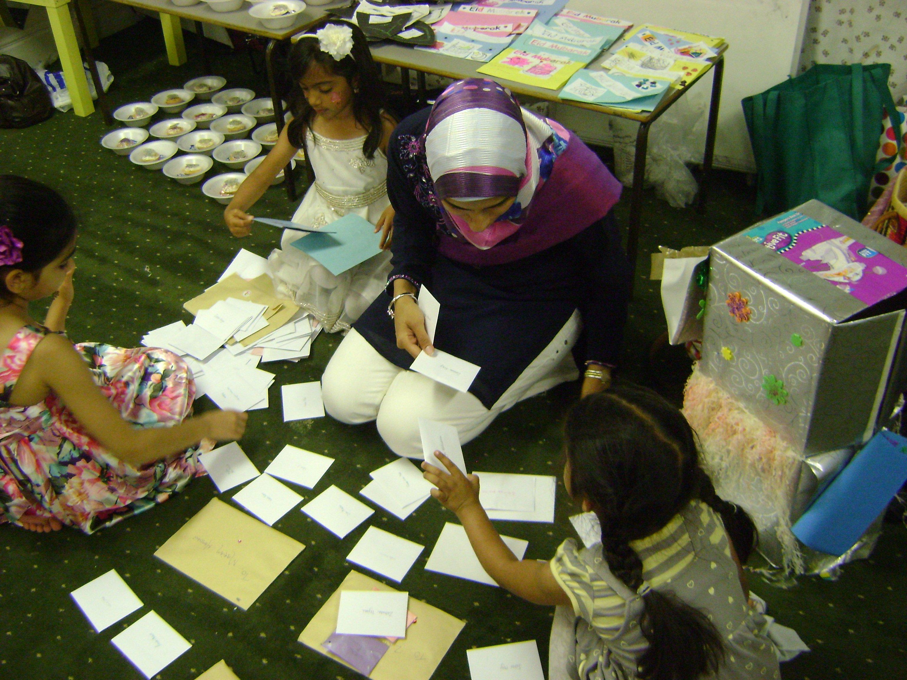 Celebrating Eid: Idea 3 – Eid Giftshop