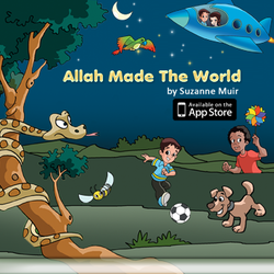 App 5 – Over the Moon Stories