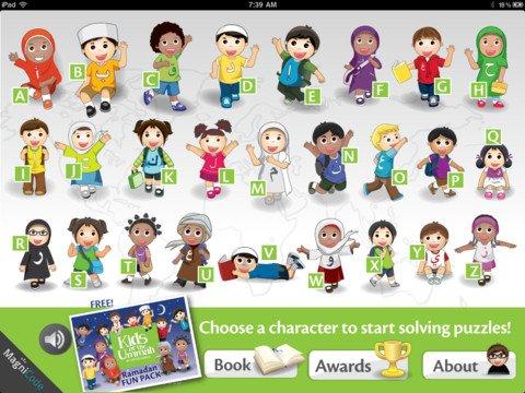 App 11 – Kids of the Ummah