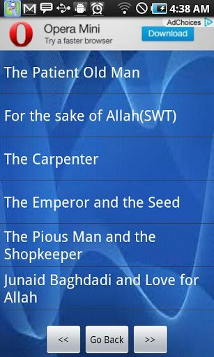 App 9 – Islamic and Moral Stories