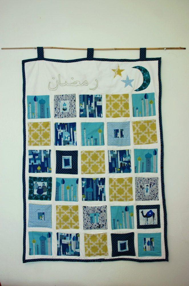 Ramadan Idea 1: Countdown Calendar Ideas