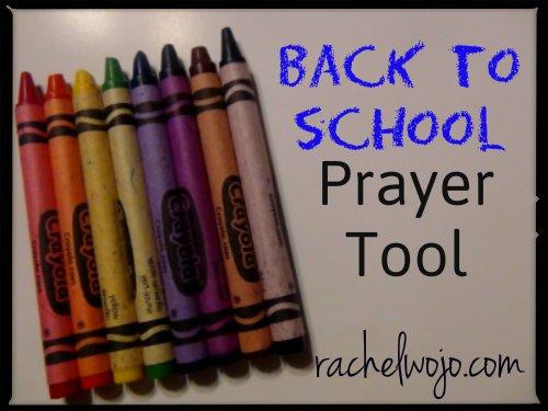 Back to School Idea 1