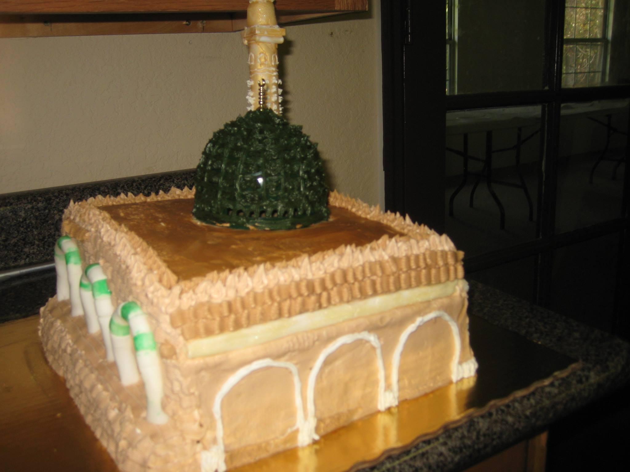 Prophet's Cake Pictures!