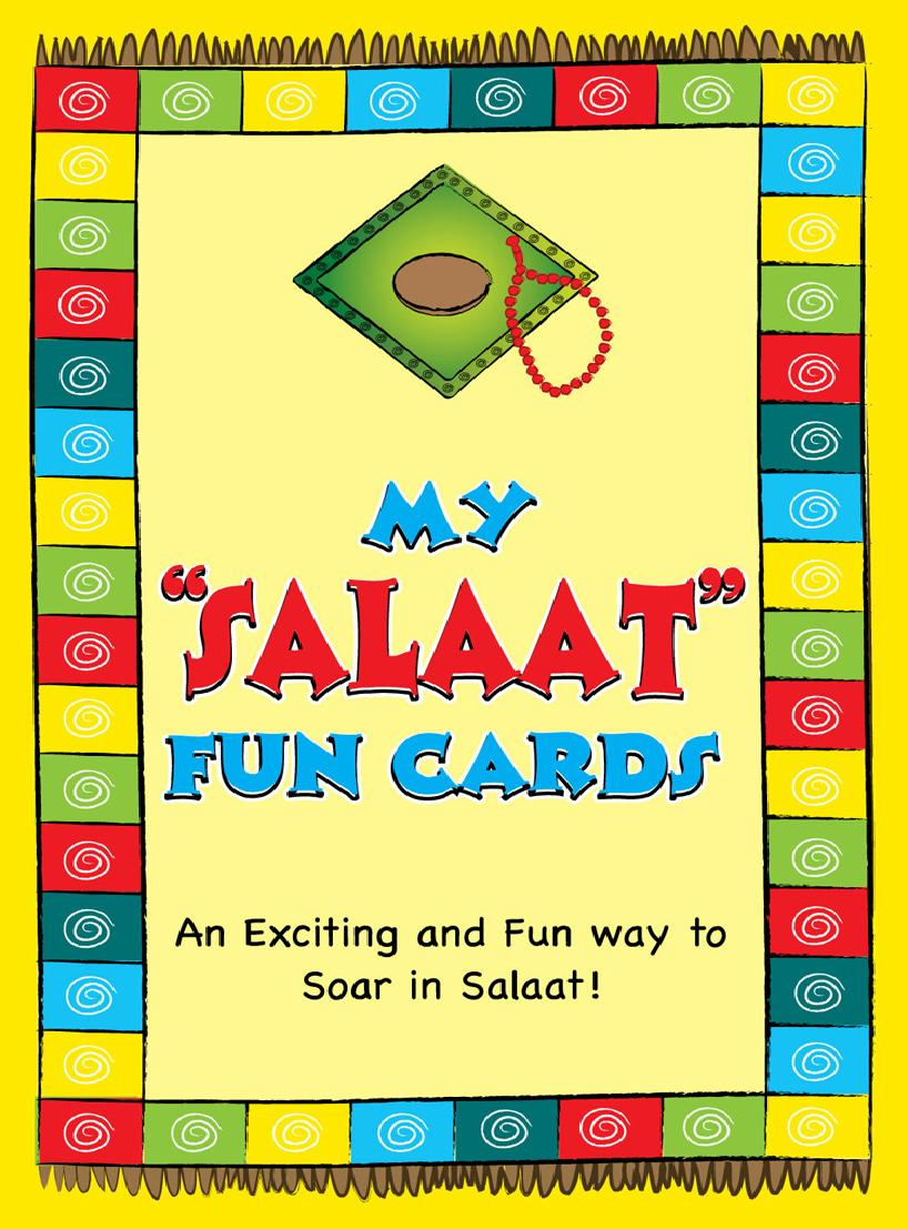 Salaah Idea 14: Play Games!