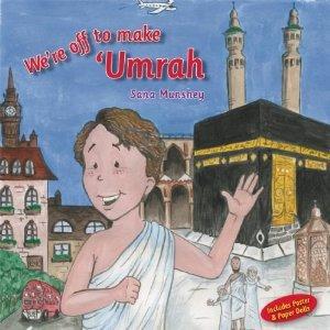 Umrah Series – Idea 1: Books, books, books!