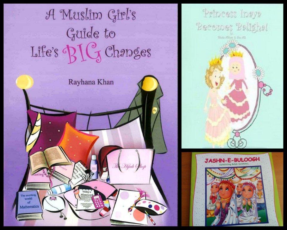 Baligha Series – Idea 1: Books, books, books!