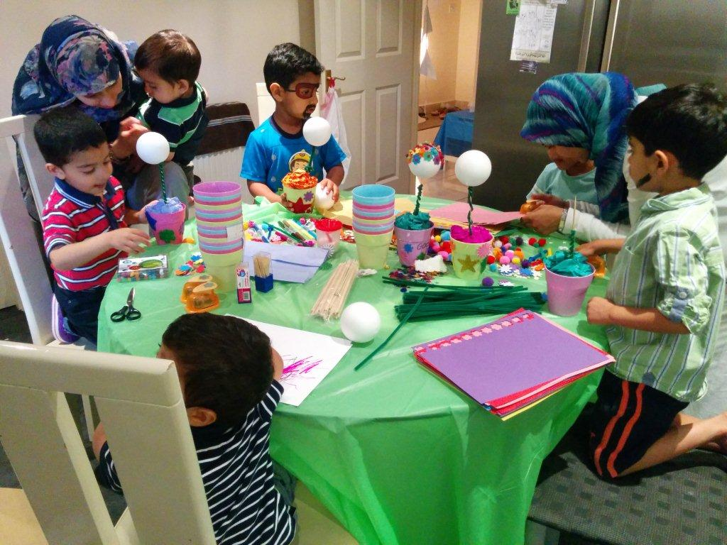 Imam Mahdi (aj) – Idea 12: Combine celebrations with a purpose – fundraising!