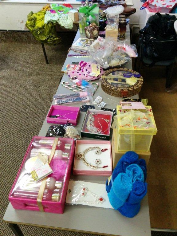 Fundraiser idea 14: An Eid Gift Shop