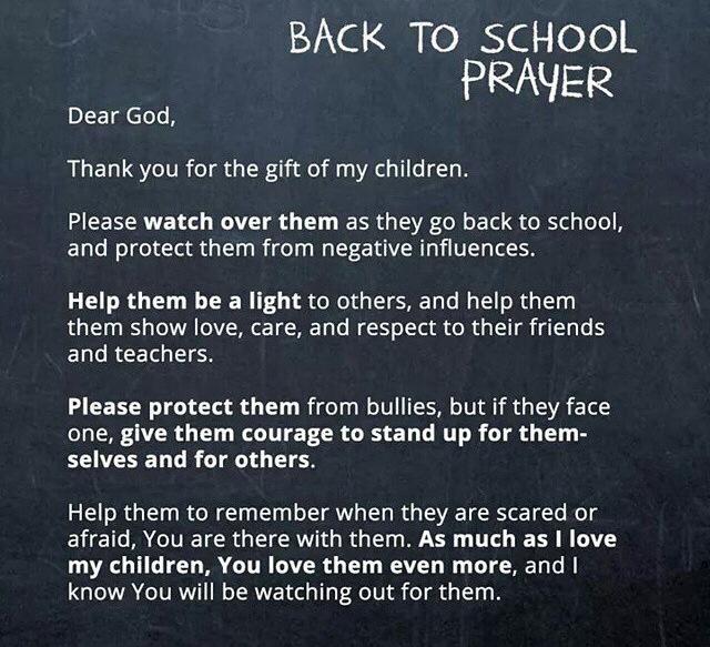 Back to School Idea 6