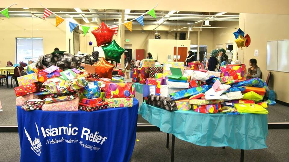 Fundraising Idea 22: Have an Eid Toy Drive