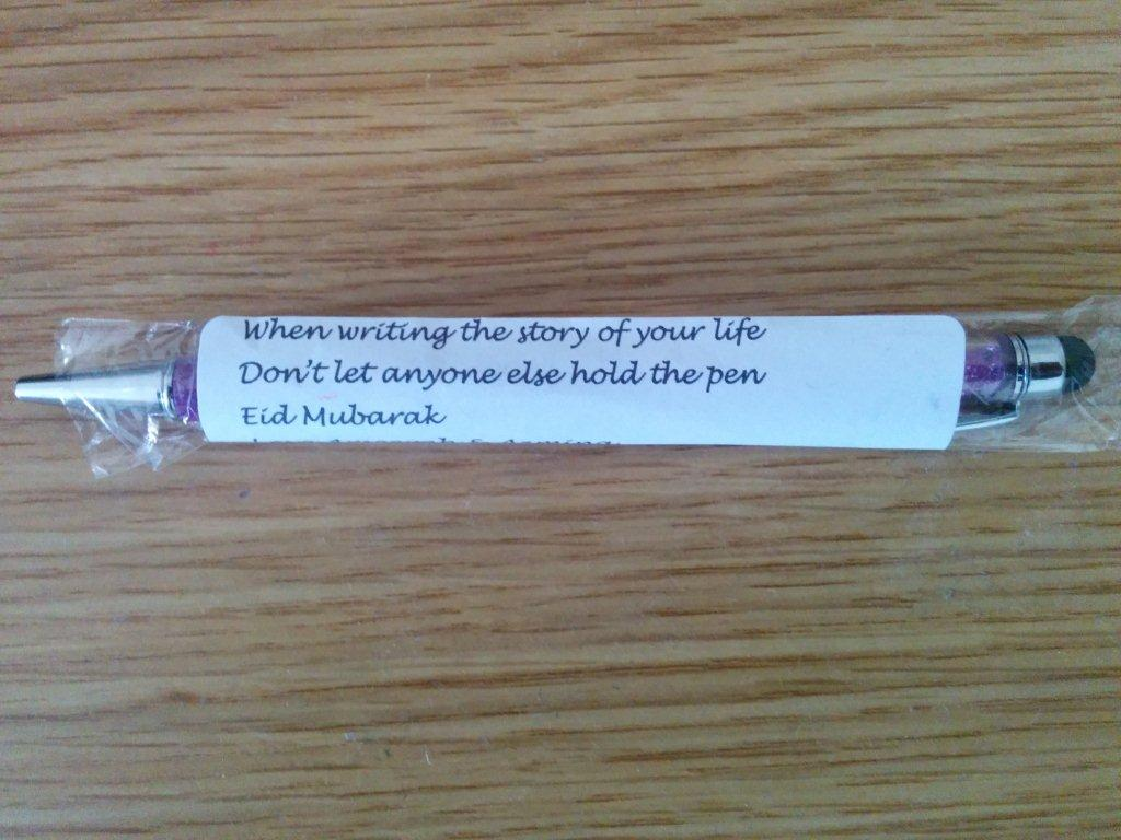 Thoughtful Gift Ideas 12: Pen