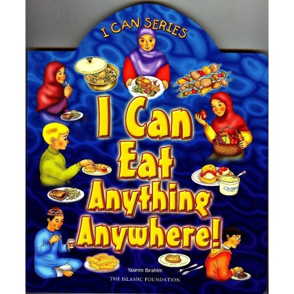 Book Review: I Can Series