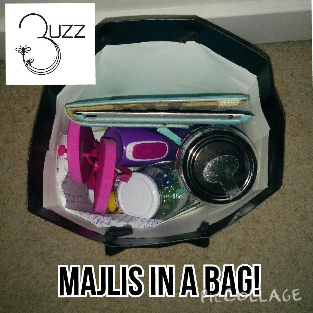 Children's Majalis – Idea 5: Majlis in a Bag!