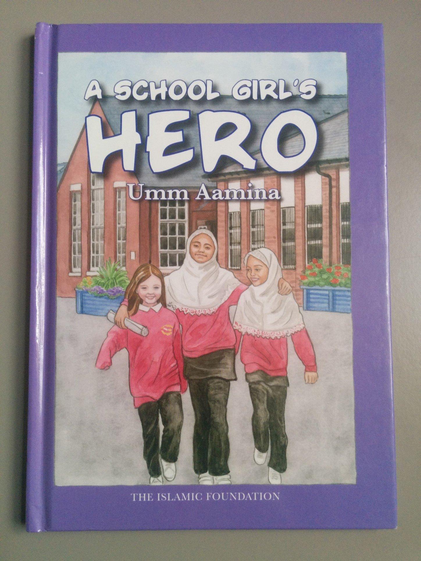 Book Review: A School Girl's Hero
