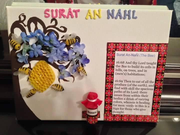 Teaching our Children about Surat an Nahl