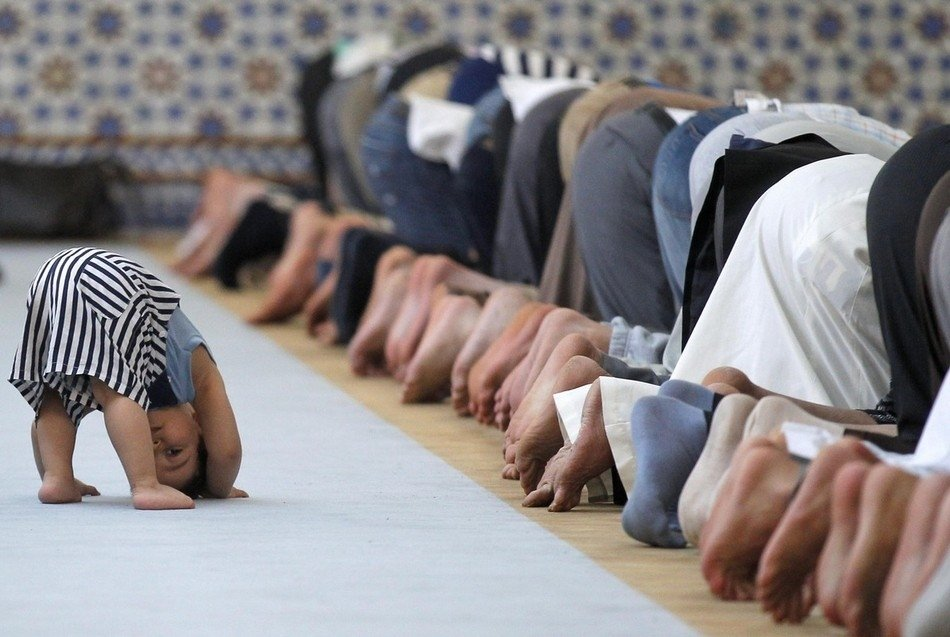 Children in the Masjid: Making space for our future