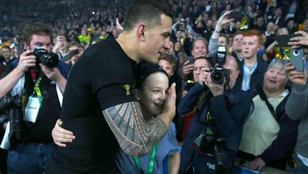 Islam has helped show the world the real Sonny Bill Williams