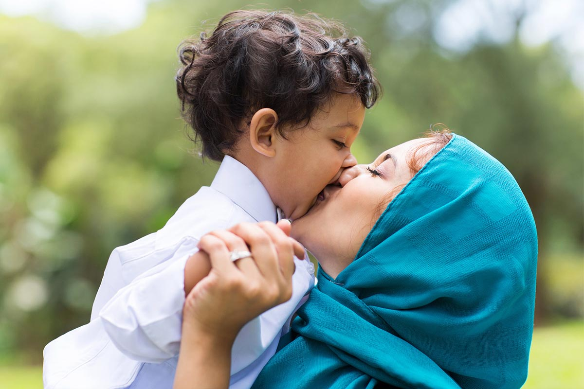 10 telltale signs you're most probably a Muslim mother