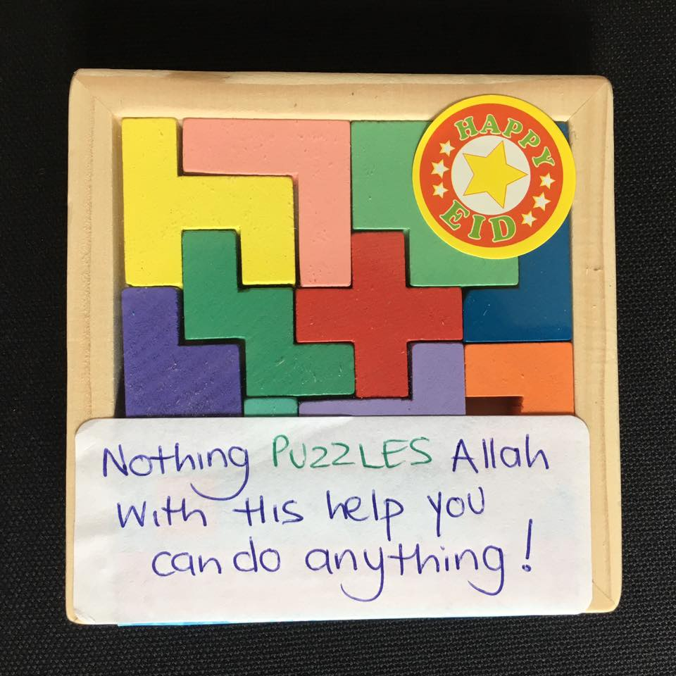 Thoughtful Gift Ideas 27: Puzzle