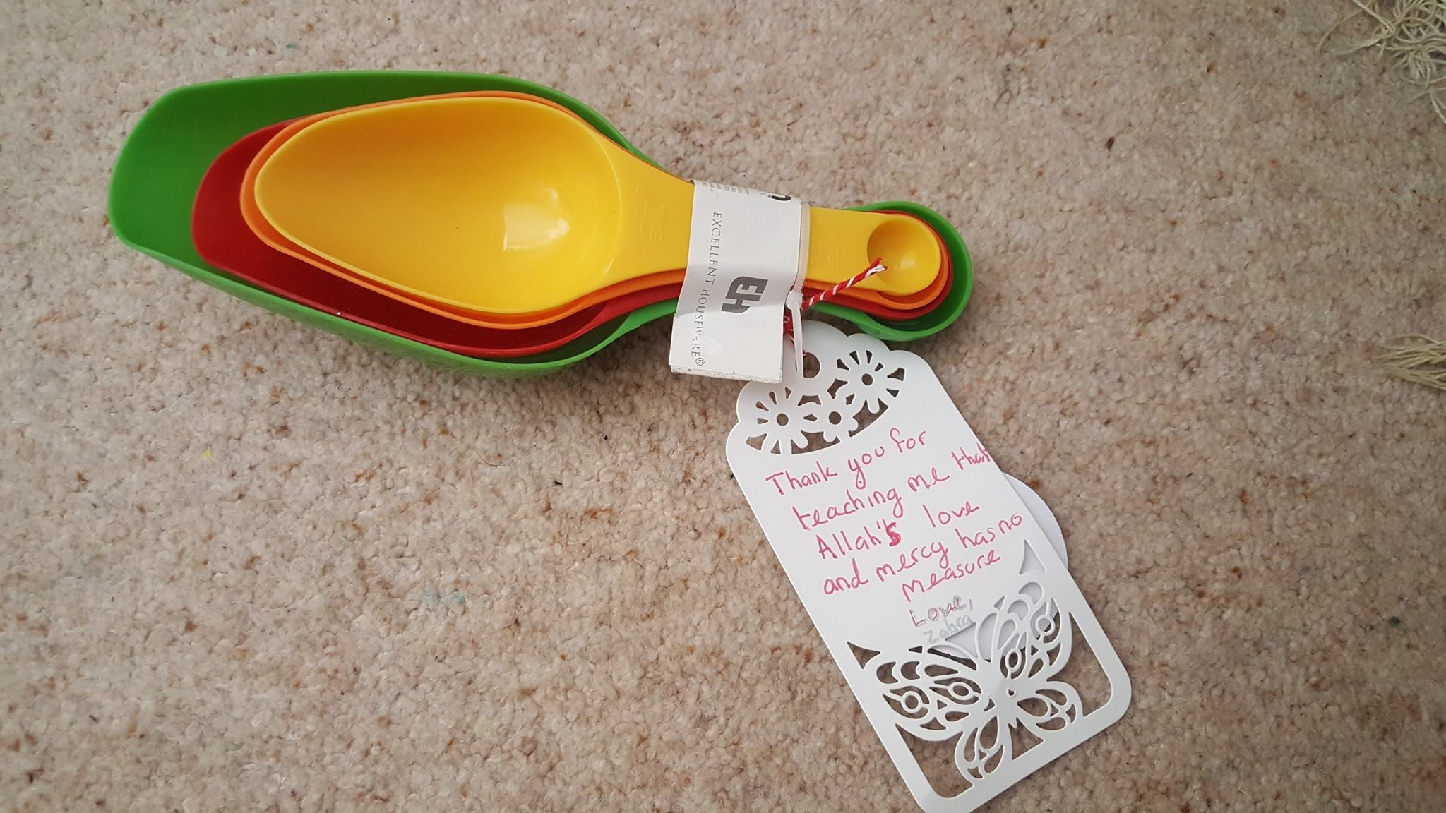 Thoughtful Gift Ideas 25: Measuring Cups