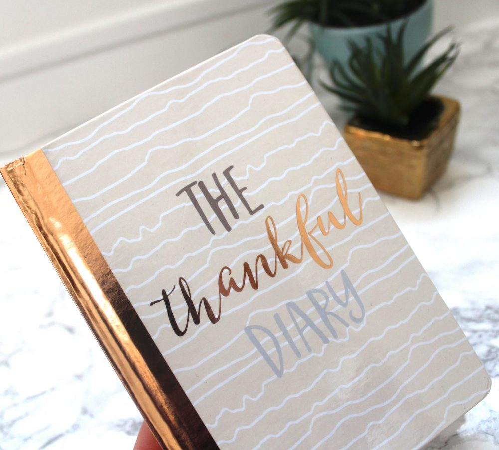 Thoughtful Gift Ideas 38: The Thankful Diary