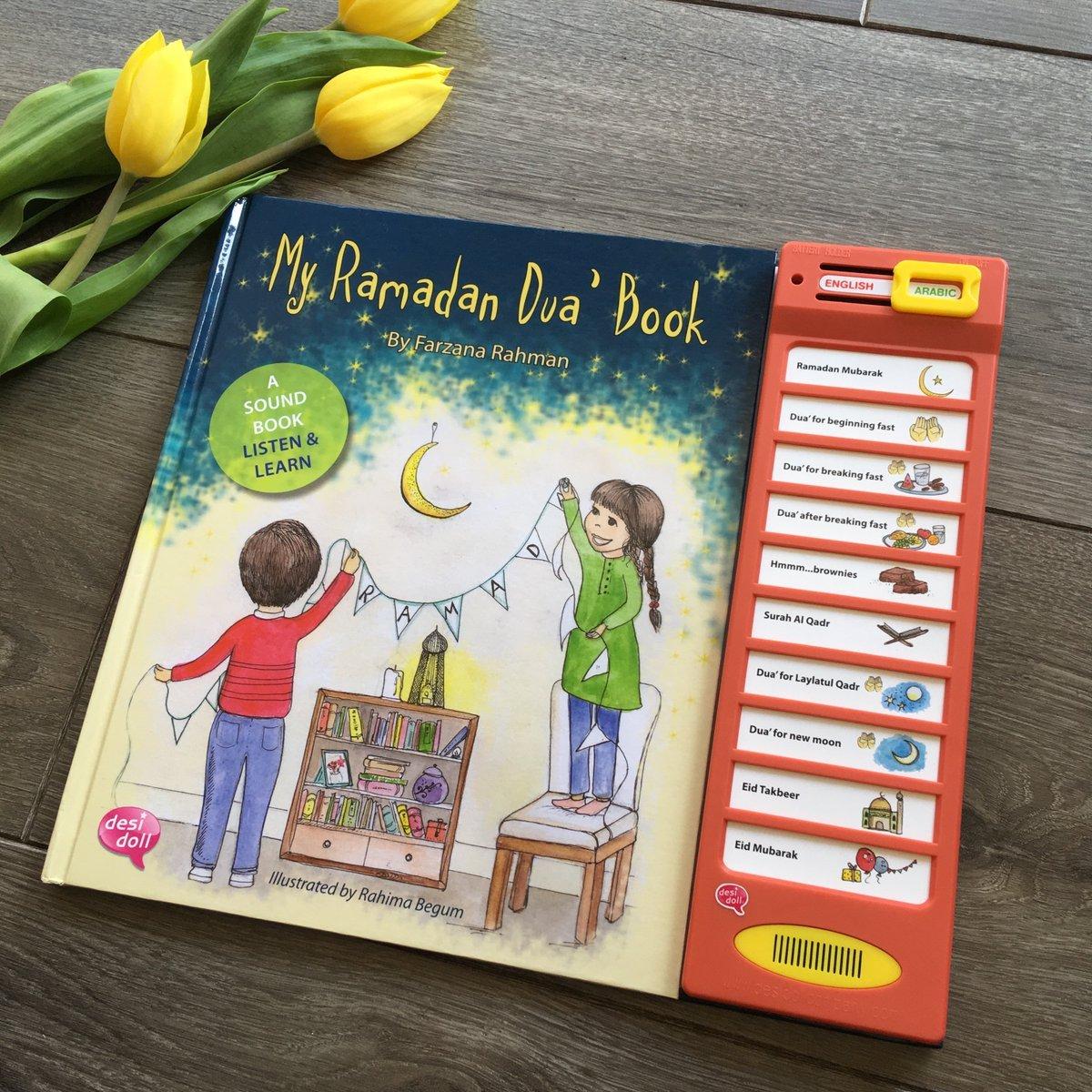 Book Review: My Ramadan Dua' Book