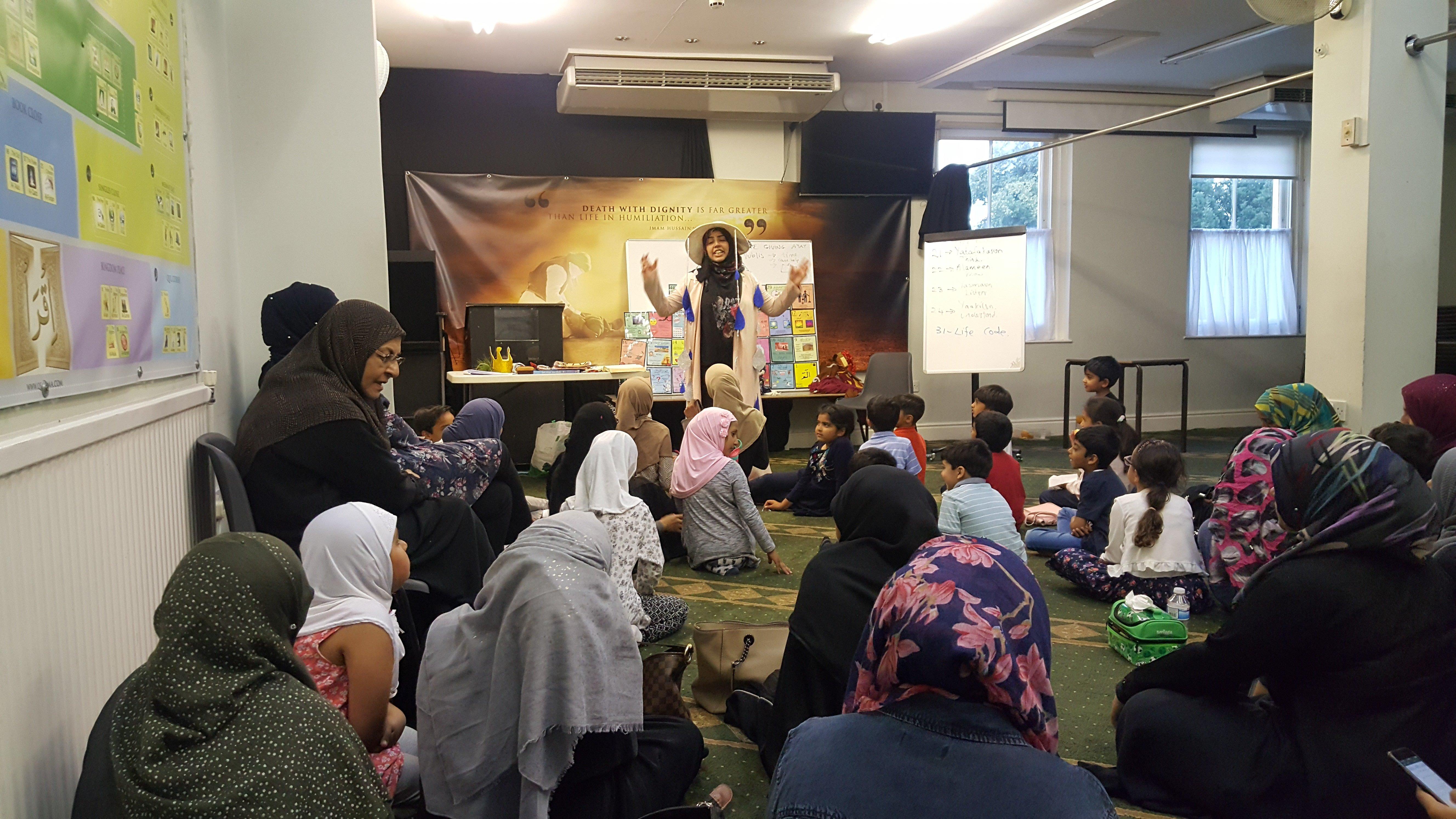 Sura Rum Interactive Workshop
