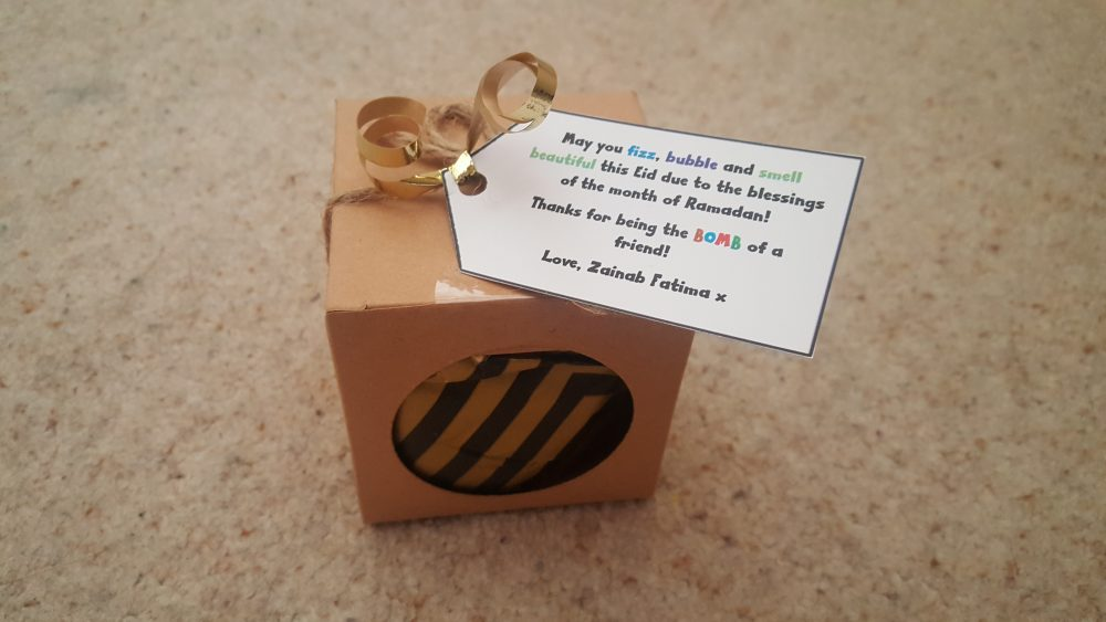 Thoughtful Gift Ideas 42: Bath Bombs