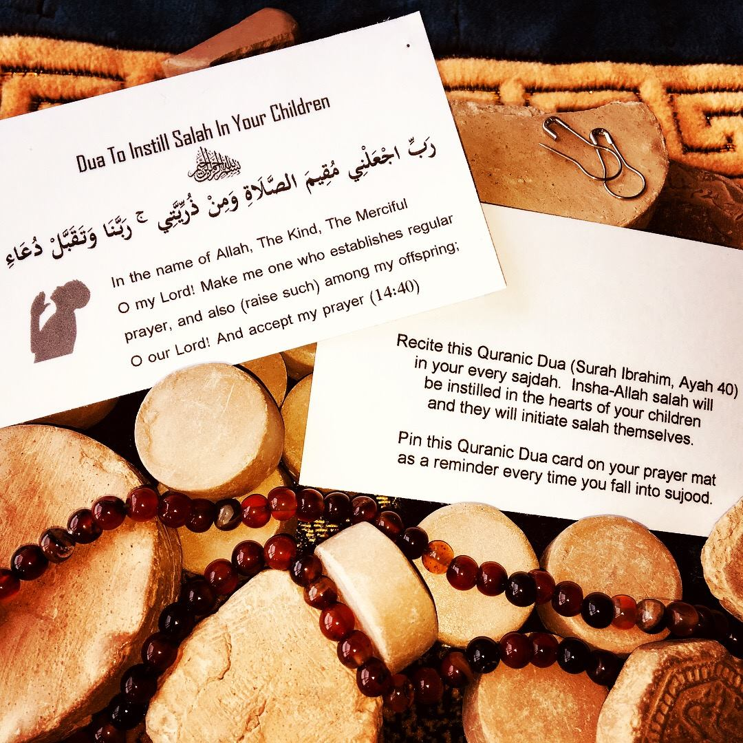Familiarising our children with the Holy Quran – Idea 7: Stick relevant verses up around the house
