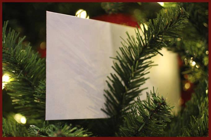 Thoughtful Gift Ideas 49: The Little White Envelope – the gift of giving others