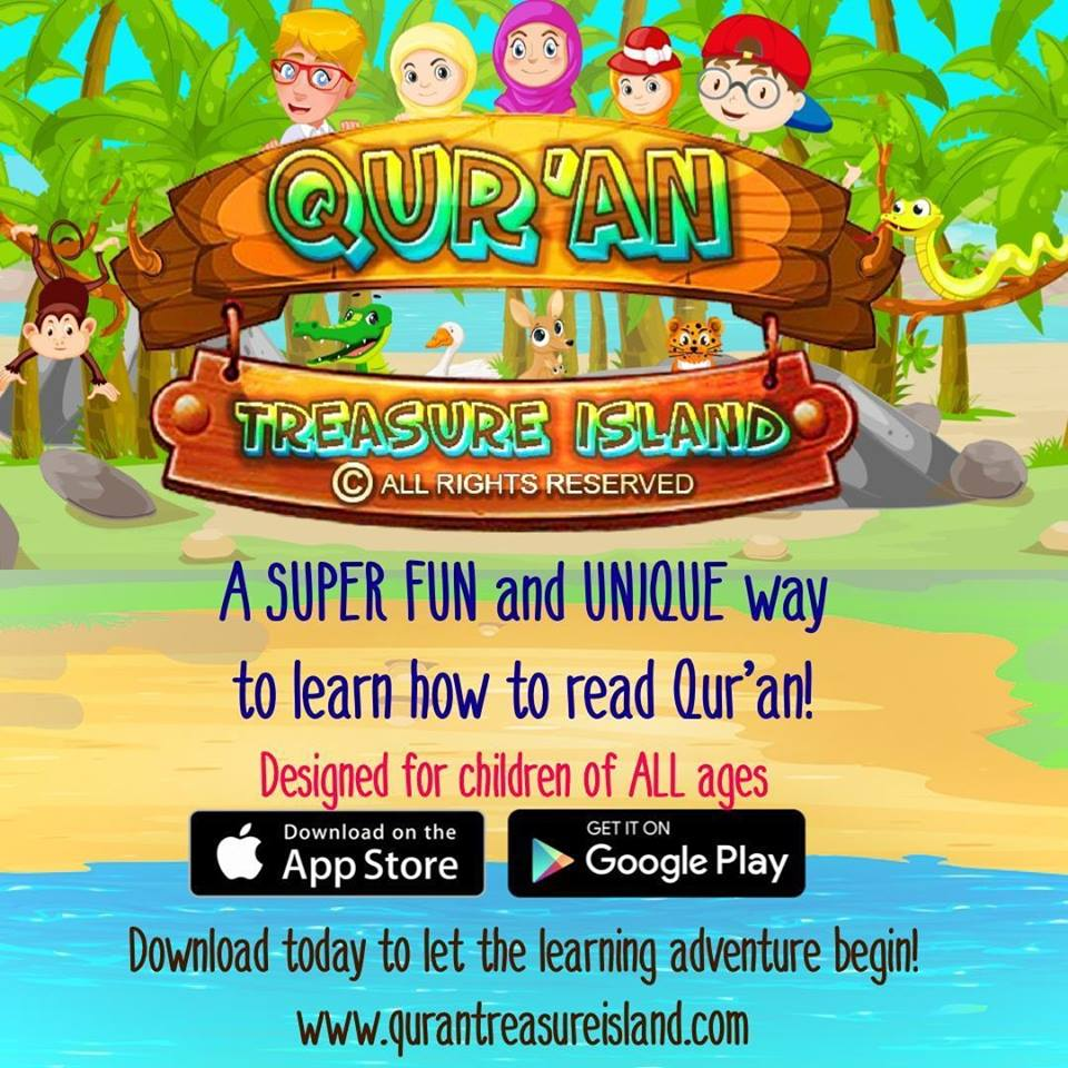 App 20 – Qur'an Treasure Island
