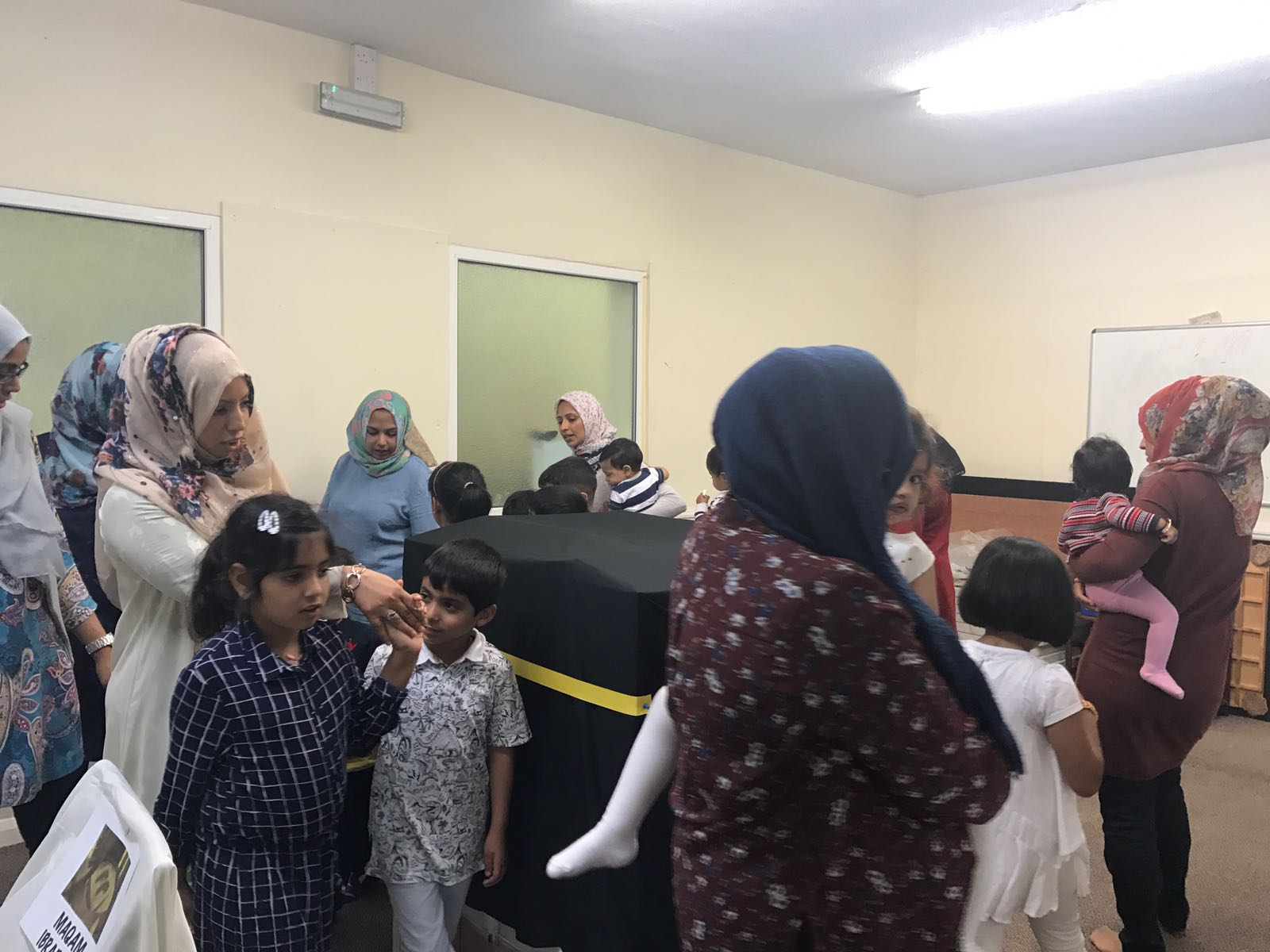 Hajj Idea 12: Hold a Hajj Simulation Workshop