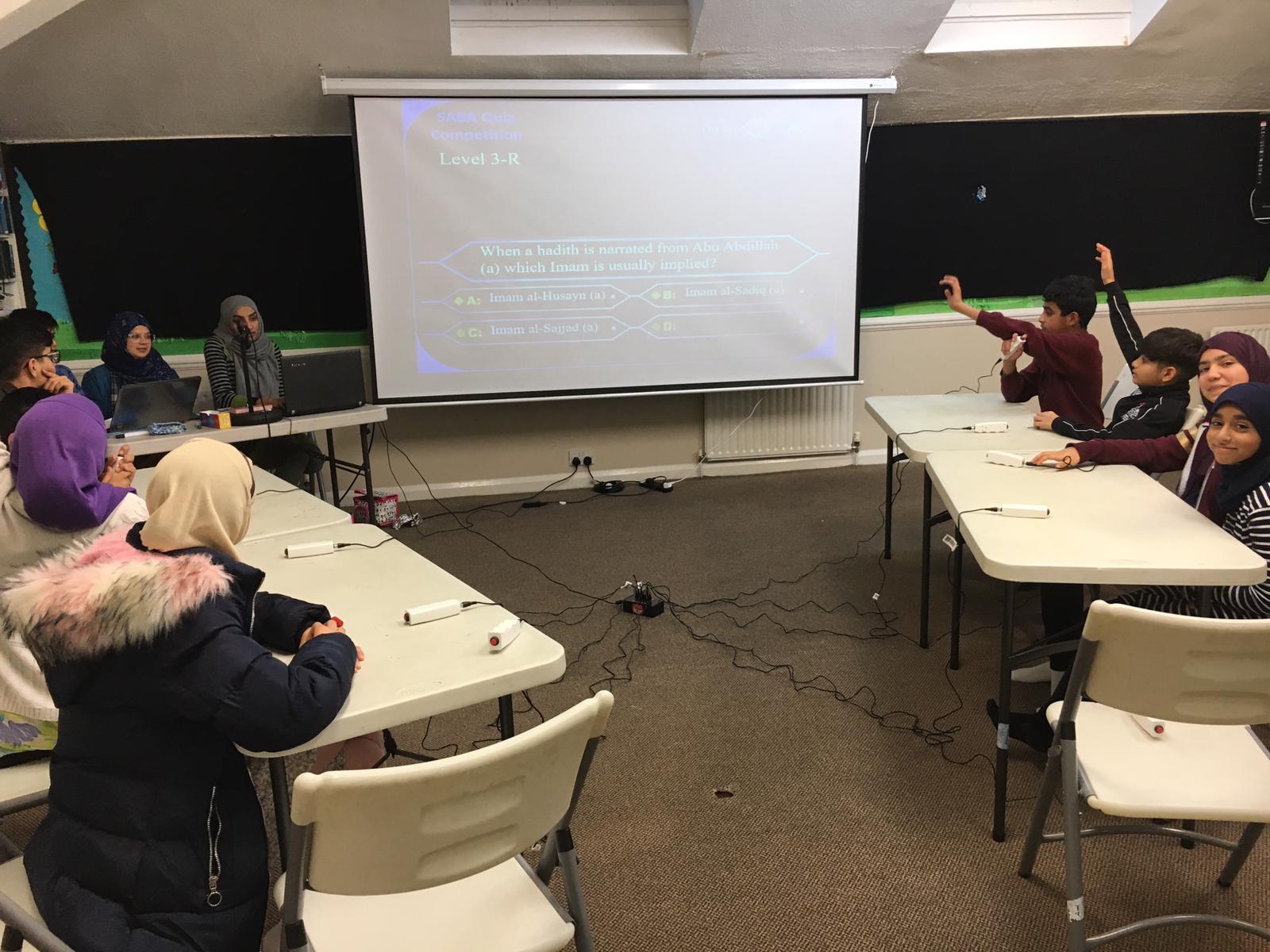 Quran Gameshow Event