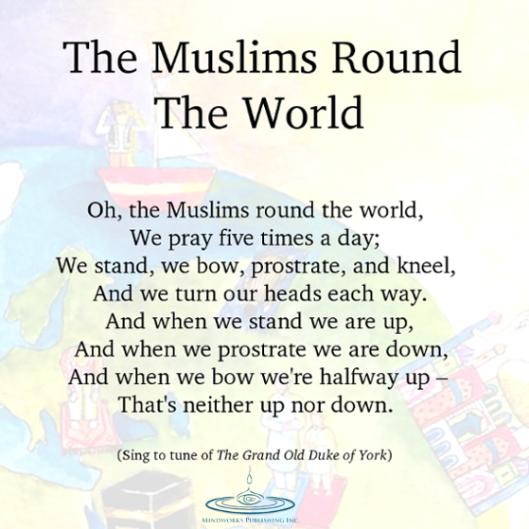 Salaah Idea 23: Rhymes on Salaah