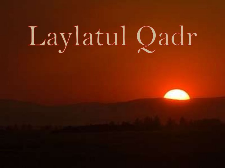 Laylatul Qadr 4: Resources for Laylatul Qadr AND Imam Ali (as)'s Shahadat
