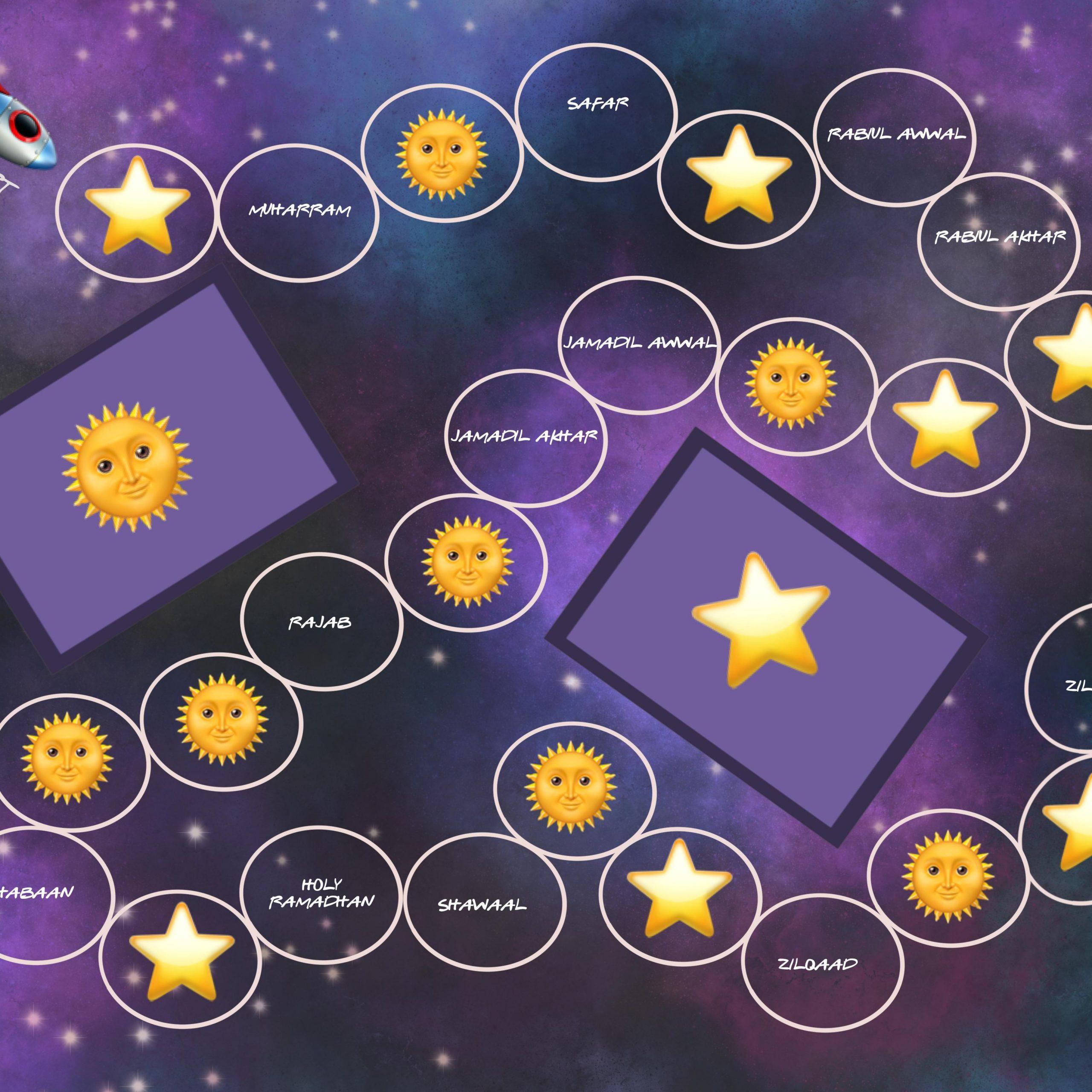 Ramadan Idea 13: Ramadan Games