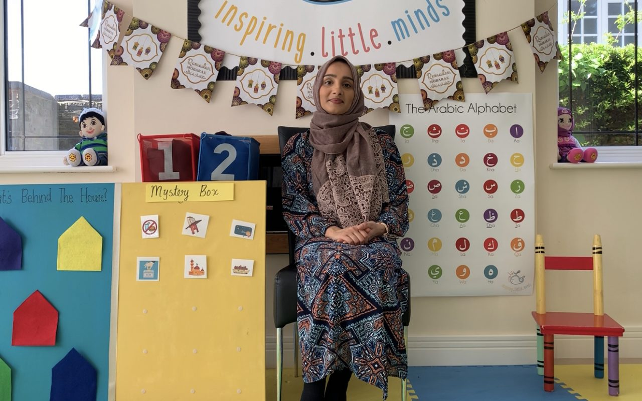 Inspiring Little Minds: Bringing Together Children and Faith