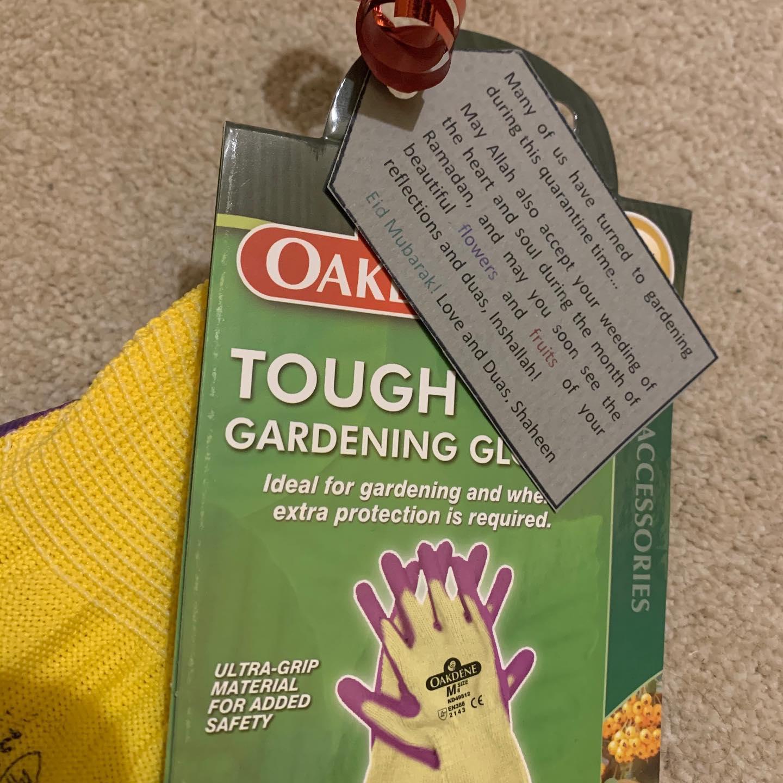 Thoughtful Gift Ideas 62: Gardening Gloves