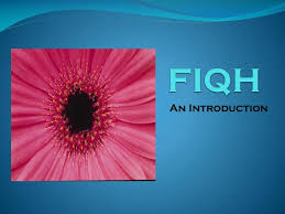 Fiqh Powerpoint Slides for Lessons