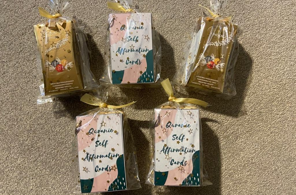 Thoughtful Gift Ideas 72: Quranic Affirmation Cards